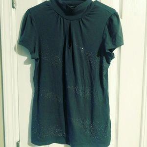 Cute Dark Charcoal and bling Express Shirt
